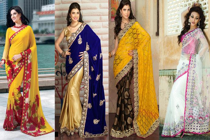 occasions sarees