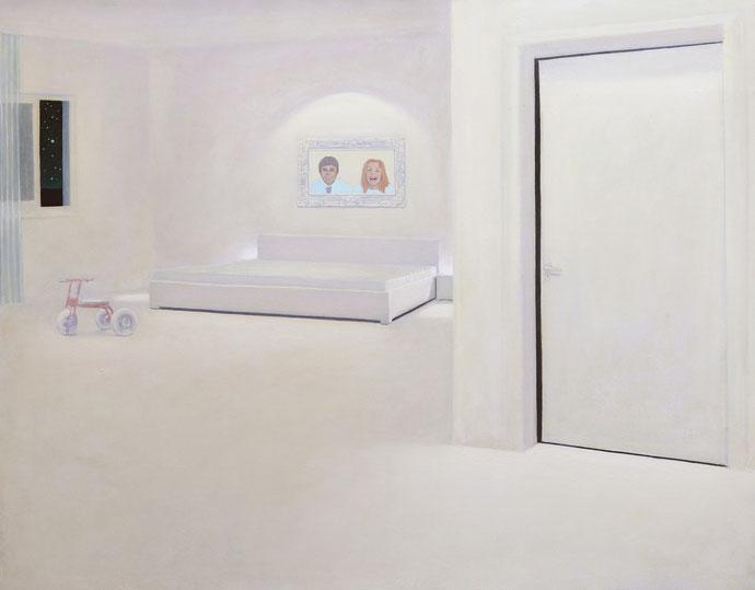 ''Empty Reality'' Oil on canvas. 120x150 cm *2011