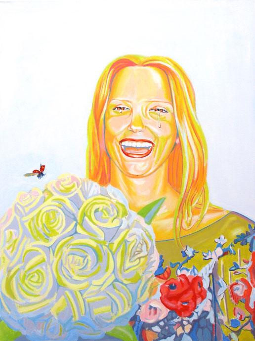 ''Inneocence'' Oil on canvas. 80x60 cm *2018