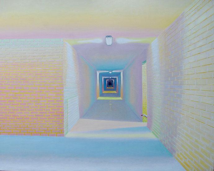 ''Silence'' Oil on canvas. 120x150 cm *2015