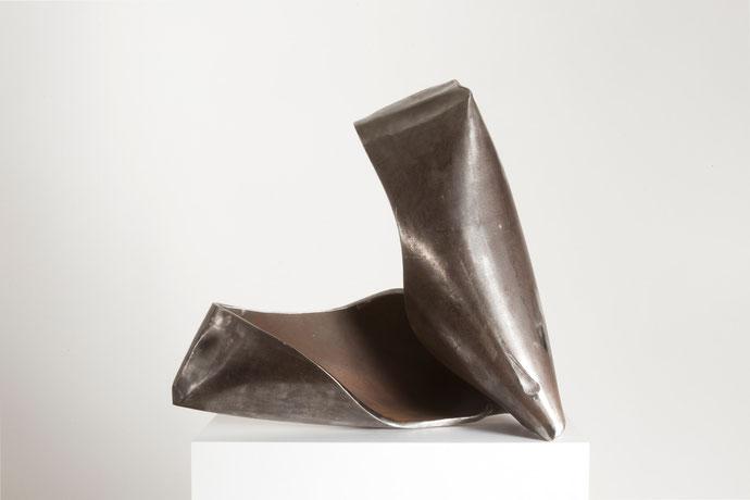 """Haptikos"" Nr.. 09-2015, 60 x 93 x 95 cm, Stahl"