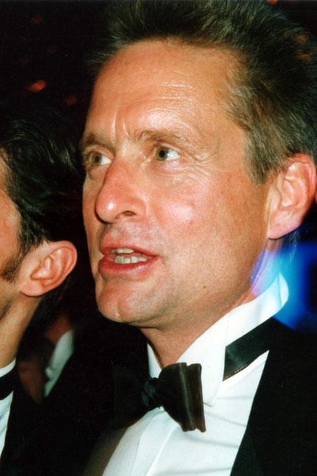 Michael DOUGLAS - Festival de Cannes 1992  © Anik COUBLE