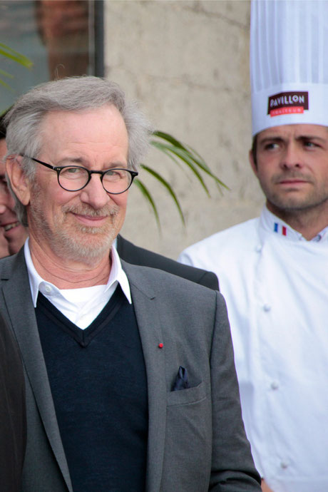 Steven SPIELBERG - Festival de Cannes 2013 - Photo © Anik COUBLE