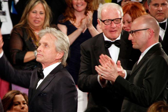 Michael DOUGLAS - Festival de Cannes 2013  © Anik COUBLE