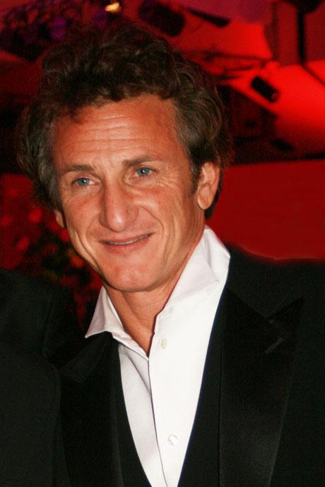 Sean Penn - Festival de Cannes 2008 © Anik COUBLE