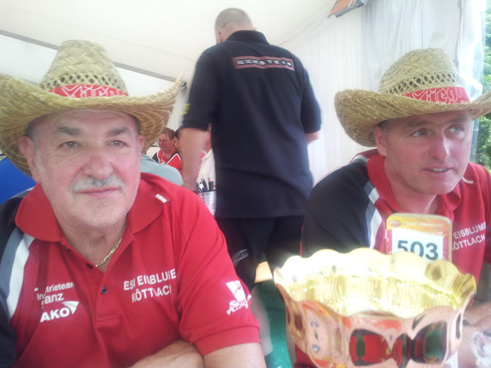 Turnier bei Stelzen und Bier 2012 Styria Wien