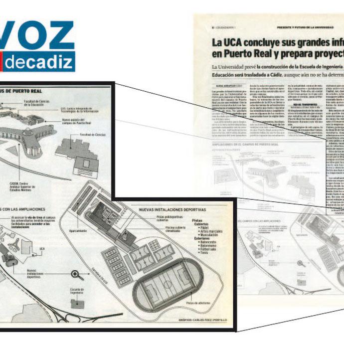 La Voz de Cádiz - Campus de la UCA