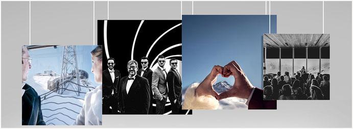Hochzeitslocation, Heidi Klum, DSDS, James Bond, Drehort