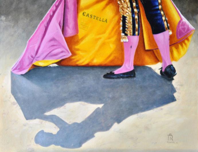 peinture-art-tauromachie-torero-castella-corrida