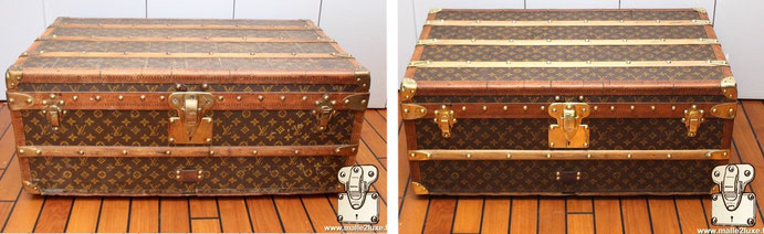perfect little louis vuitton cabin trunk