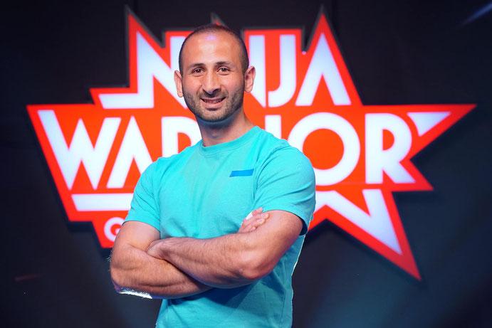 Kayhan Gülmez Ninja Warrior Germany, Kickboxen Mannheim Ludwigshafen