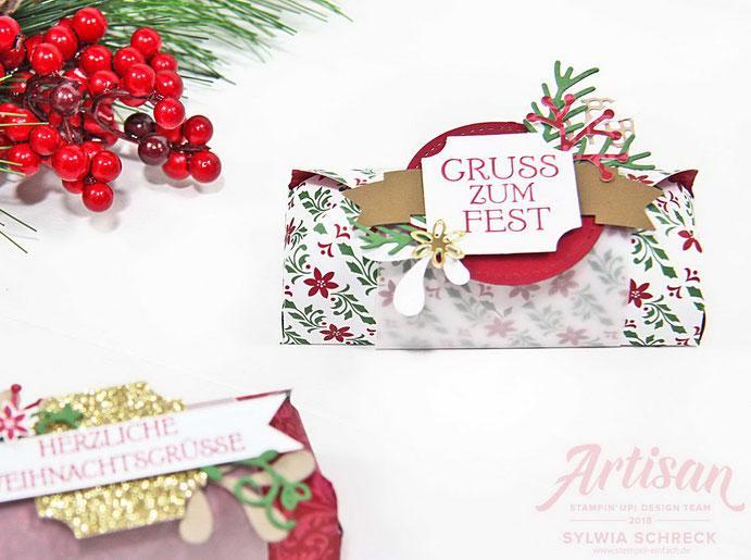 Verpackung-Elegante Weihnachten-Stampin Up