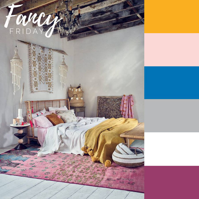 Color Challenge bei Fancy Friday!