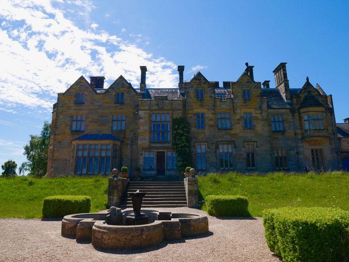 Gartenreise England Scotney Castle