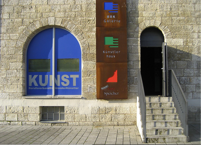 BBK-Galerie im Kulturspeicher