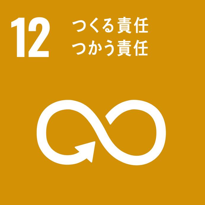SDGs目標12:つくる責任つかう責任