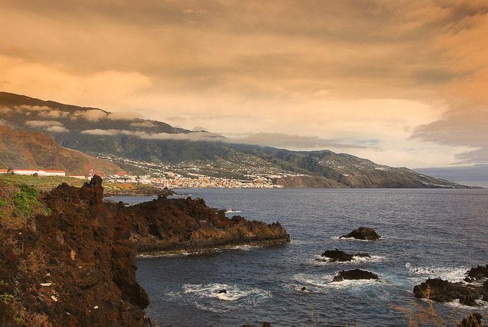 Zonsondergang La Palma