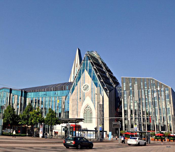 Paulinerkirche in Leipzig