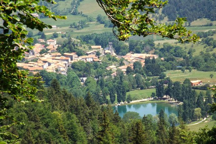 Village de Belcaire