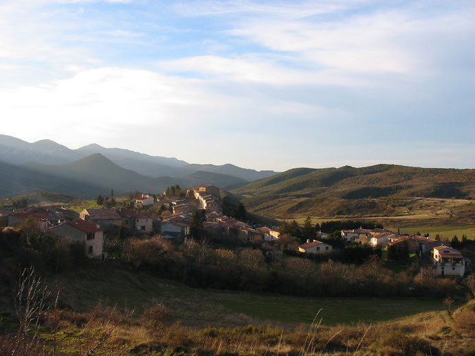 Village de Saint julia de Bec