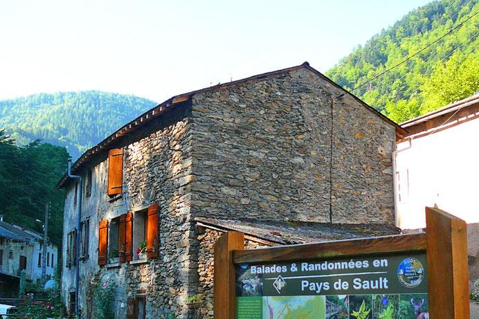 Village de Lafajolle
