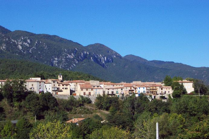 Village de Belvianes et Cavirac