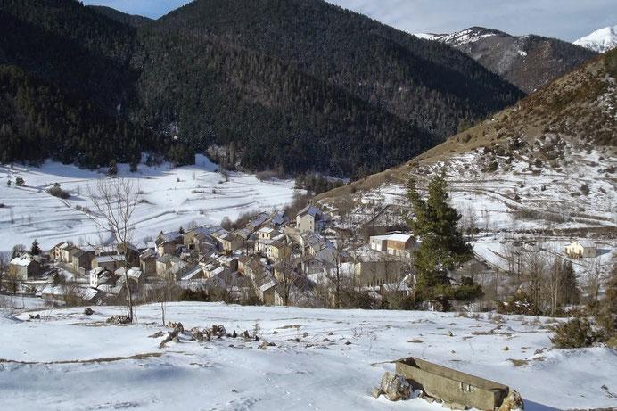 Village de Comus