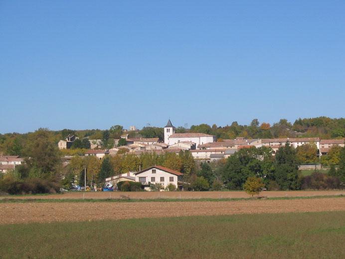 Village de Nébias