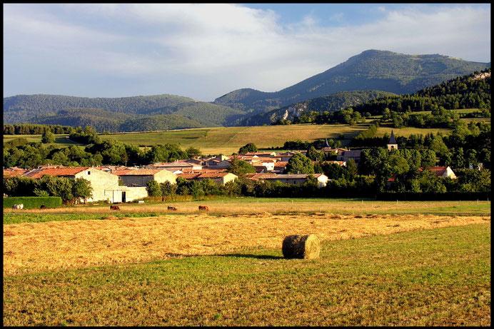 Village d'Espezel