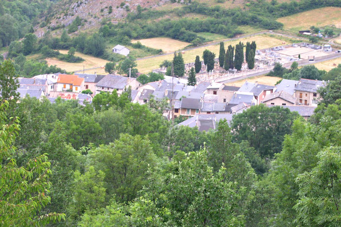 Village d'Escouloubre