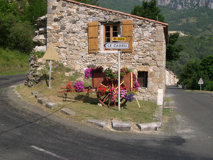Village de Salvezines