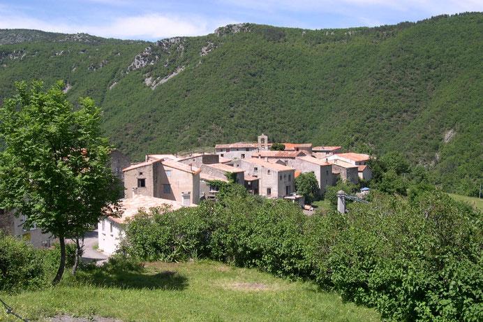 Village de Cailla