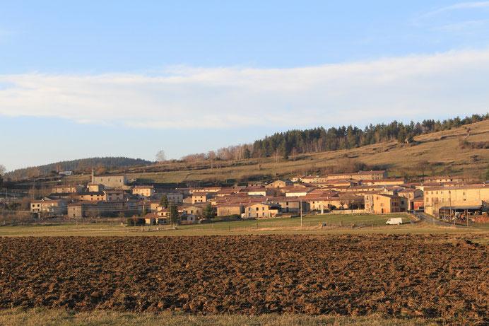 Village d'Aunat