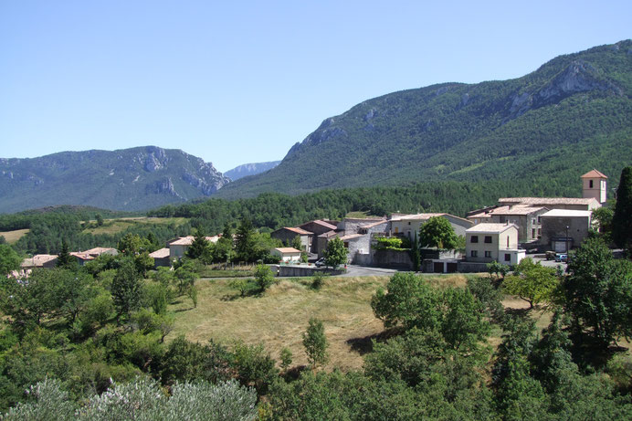 Village de Ginolès