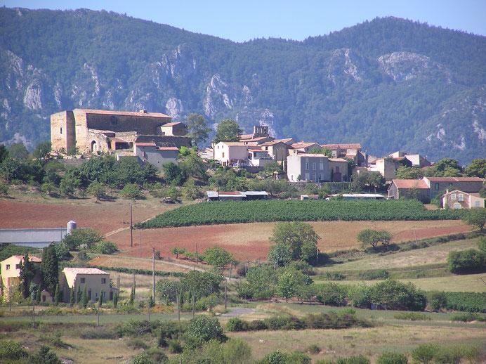 Village de Saint Ferriol