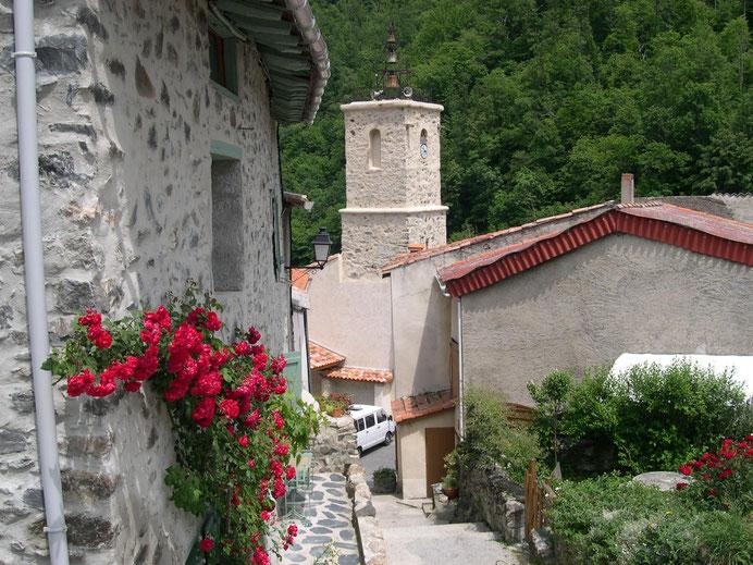 Village de Montfort sur Boulzane