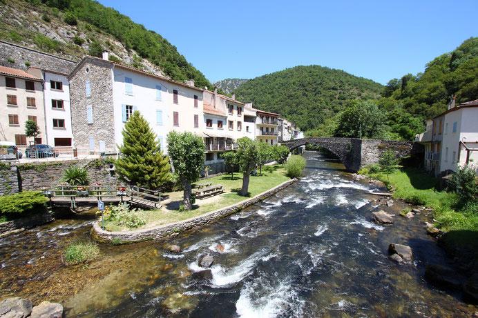 Village d'Axat