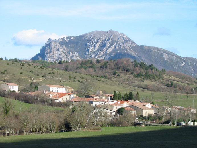 Village de Saint louis et Parahou