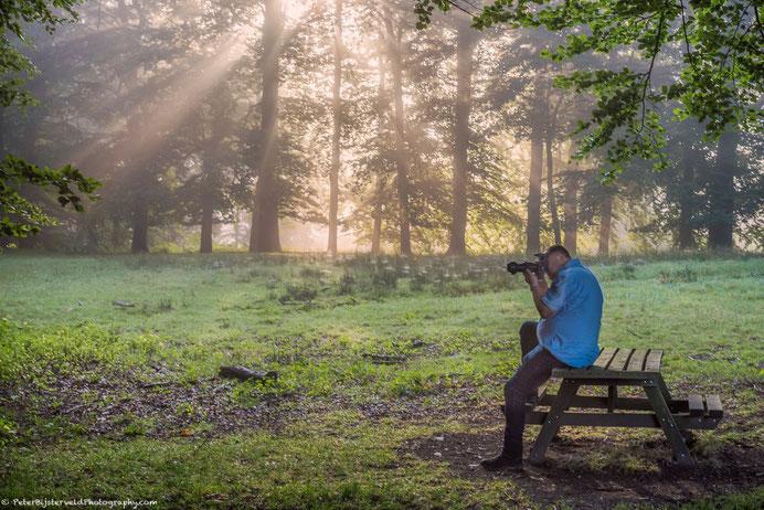 posbank landschapfotografie heidefotografie Dave Zuuring