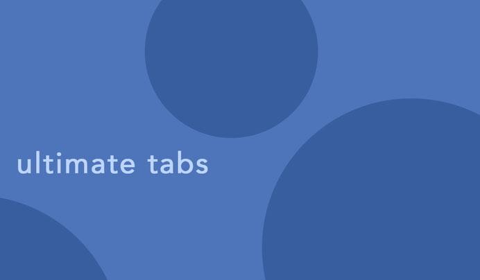 ultimate tabs
