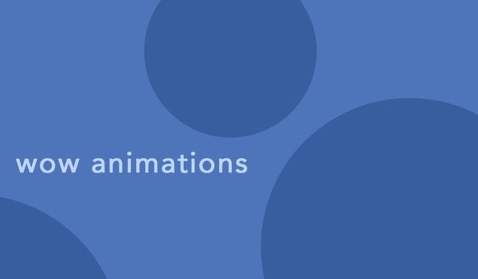 wow animation