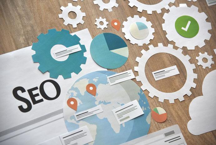 SEO Suchmaschinenoptimierung Google Suche
