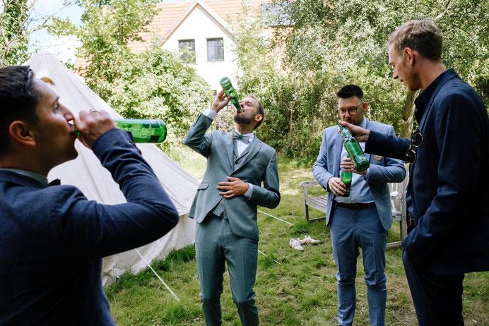 Altmark Hochzeit, Thomas Sasse, Bräutigam, Hochzeitsfotograf Magdeburg, Stendal, Roexe, Tangermuende