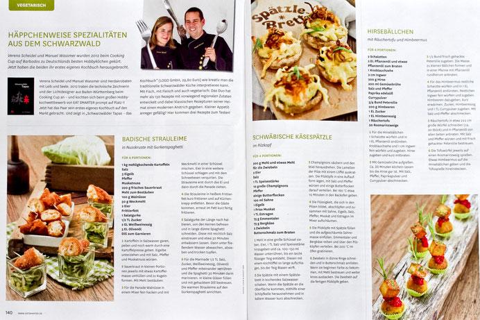 eat smarter - Ausgabe 1/2015