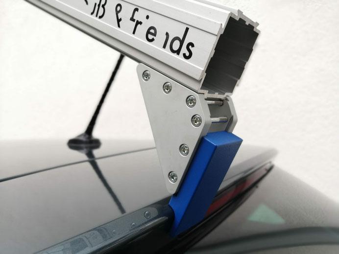 Montagevorrichtung Additive Fertigung 3D-Druck Vorrichtungsbau Positionselementen Auto Montageprozess