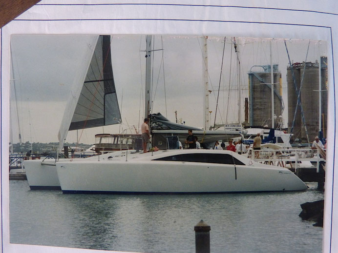 Catamaran Alfresco 430 in Auckland