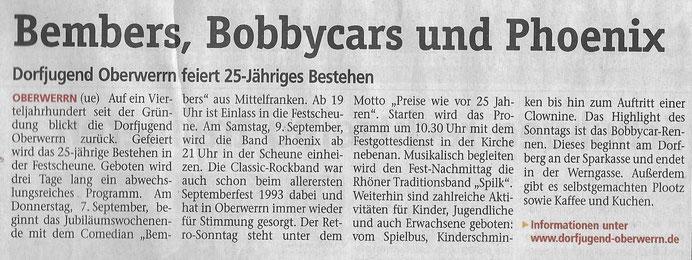 06.09.2017 Markt Schweinfurt