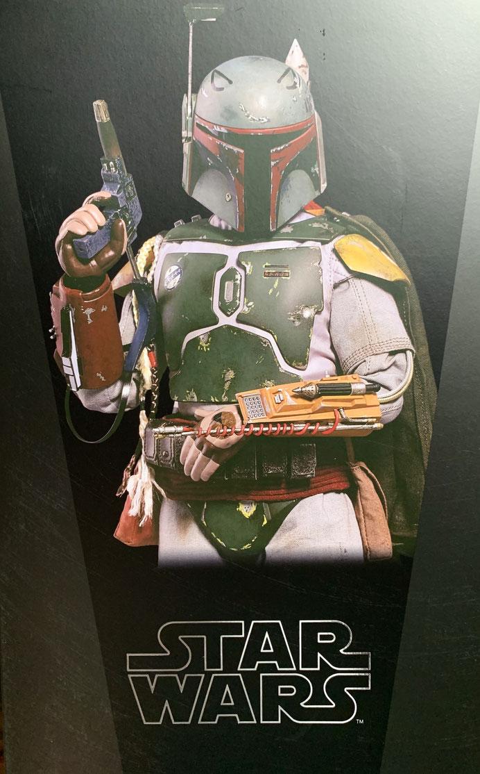 Boba Fett 1/6 Star Wars Episode V 40th Anniversary Movie Masterpiece Actionfigur 30cm Hot Toys