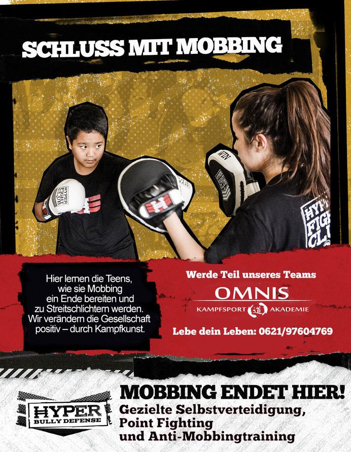 Mobbing in der schule? Kinder Selbstverteidigung Mannheim Ludwigshafen Krav Maga, Wingstun, Kungfu, Kickboxen.