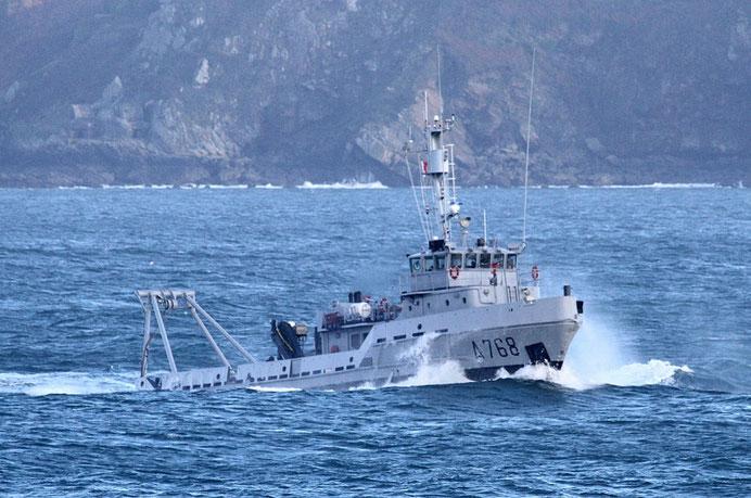 Navire militaire Elan